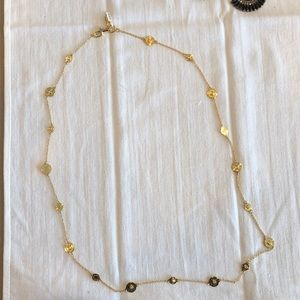 Coach Layering Necklace - New with Tags